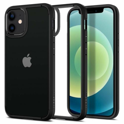 SPIGEN Ultra Hybrid iPhone 12 MINI ütésálló telefontok
