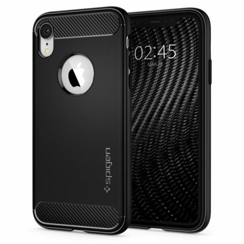 SPIGEN Rugged Armor iPhone XR ütésálló telefontok