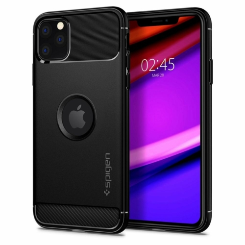 SPIGEN Rugged Armor iPhone 11 PRO Max ütésálló telefontok
