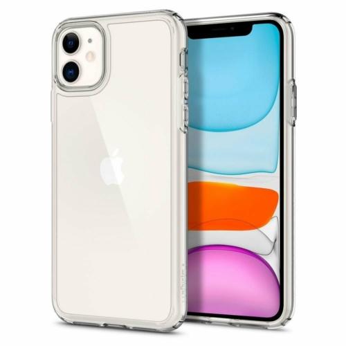 SPIGEN Crystal Hybrid iPhone 11 telefontok