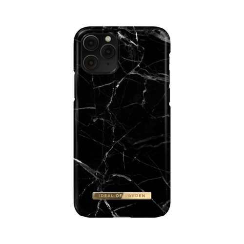 iDeal of Sweden Fashion telefontok iPhone 11 PRO / XS / X Black Marble