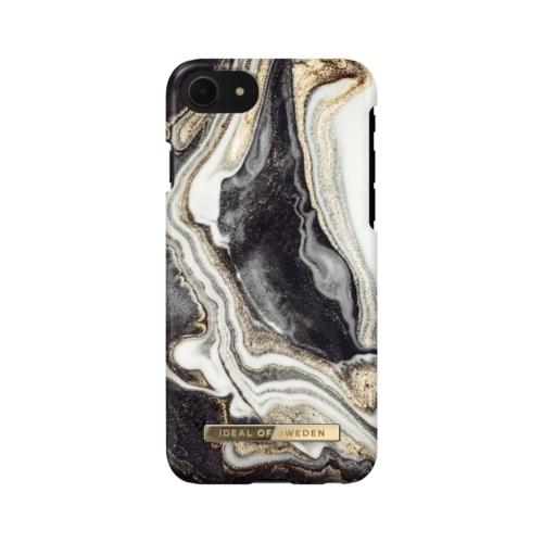 iDeal of Sweden Fashion telefontok iPhone 7 / 8 / 6 / SE Golden Ash Marble