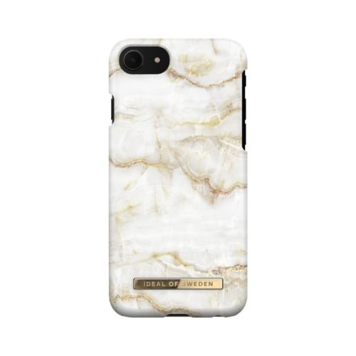 iDeal of Sweden Fashion telefontok iPhone 7 / 8 / 6 / SE Golden Pearl Marble