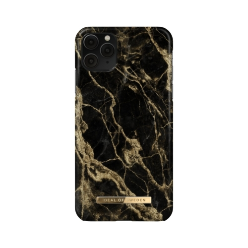 iDeal of Sweden Fashion telefontok iPhone 11 PRO MAX / XS MAX Golden Smoke Marble
