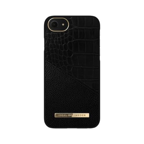 iDeal of Sweden Atelier telefontok iPhone 8 / 7 / 6 / SE Nightfall Croco