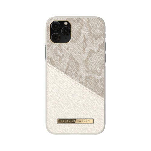 iDeal of Sweden Atelier telefontok iPhone 11 PRO / XS / X Peral Python