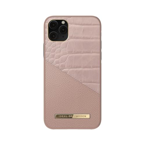 iDeal of Sweden Atelier telefontok iPhone 11 PRO / XS / X Rose Smoke Croco