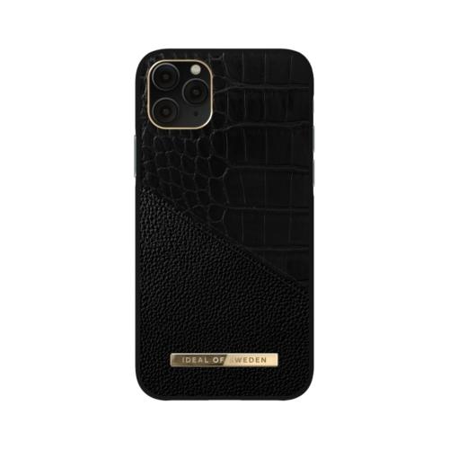 iDeal of Sweden Atelier telefontok iPhone 11 PRO / XS / X Nightfall Croco