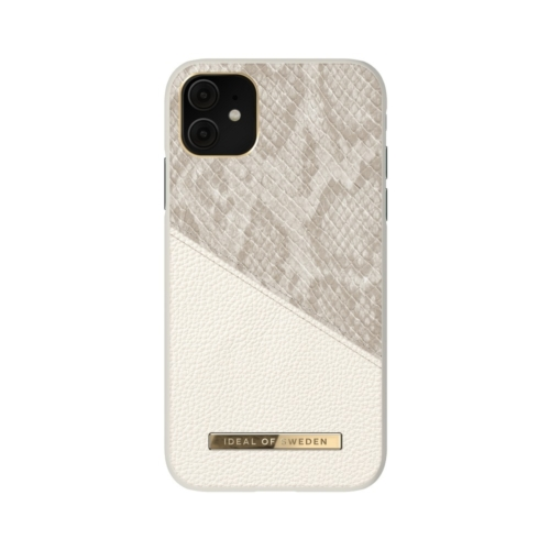 iDeal of Sweden Atelier telefontok iPhone 11 / XR Peral Python