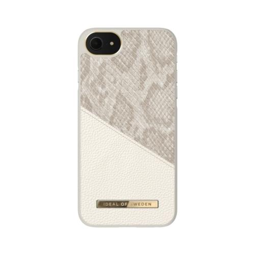iDeal of Sweden Atelier telefontok iPhone 8 / 7 / 6 / SE Pearl Python