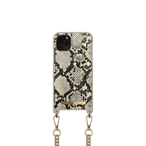 iDeal of Sweden Necklace telefontok iPhone 11 PRO / XS / X Desert Python
