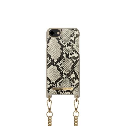 iDeal of Sweden Necklace telefontok iPhone 8 / 7 / 6 / SE Desert Python