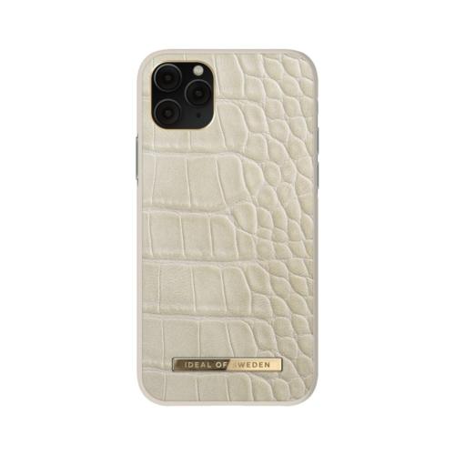 iDeal of Sweden Atelier telefontok iPhone 11 PRO / XS / X Caramel Croco