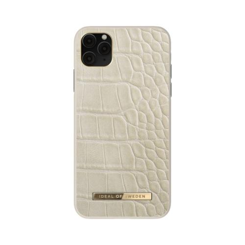 iDeal of Sweden Atelier telefontok iPhone 11 PRO MAX Caramel Croco