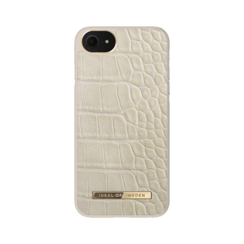 iDeal of Sweden Atelier telefontok iPhone 8 / 7 / 6 / SE Caramel Croco