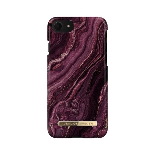 iDeal of Sweden Fashion telefontok iPhone 8 / 7 / 6 / SE Golden Plum