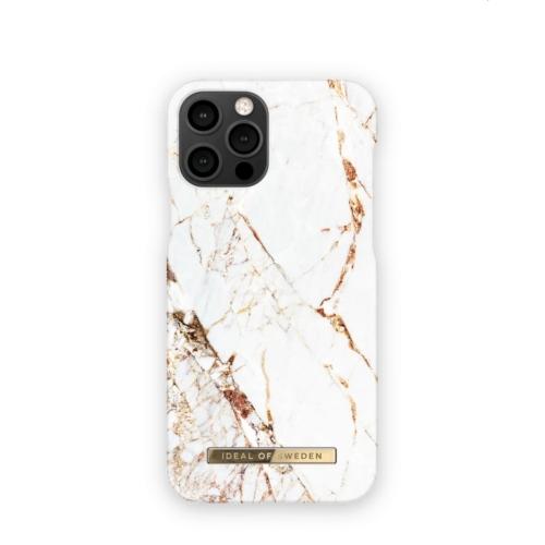 iDeal of Sweden telefontok iPhone 12 / 12 PRO Carrara Gold