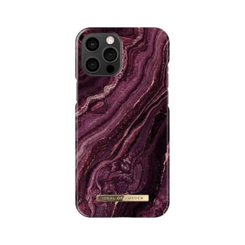 iDeal of Sweden Fashion telefontok iPhone 12 PRO MAX Golden Plum