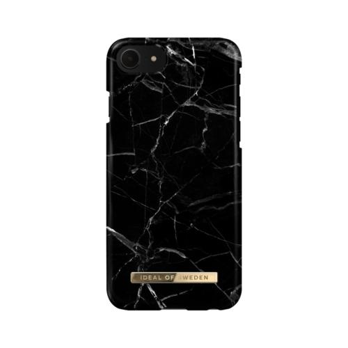 iDeal of Sweden Fashion telefontok iPhone 7 / 8 / 6 / SE Black Marble
