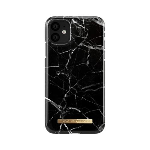 iDeal of Sweden telefontok iPhone 11 Black Marble