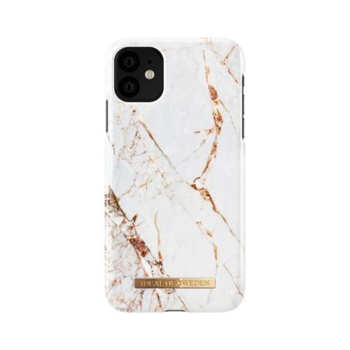 iDeal of Sweden telefontok iPhone 11 Carrara Gold