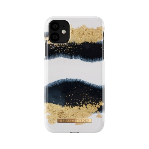 iDeal of Sweden telefontok iPhone 11 Gleaming Licorice