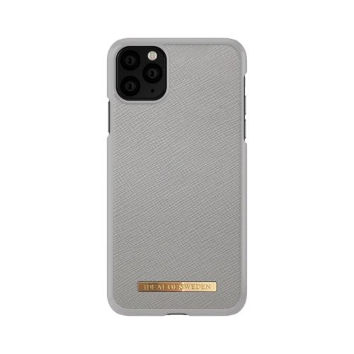 iDeal of Sweden telefontok iPhone 11 PRO Max Saffiano Light Grey
