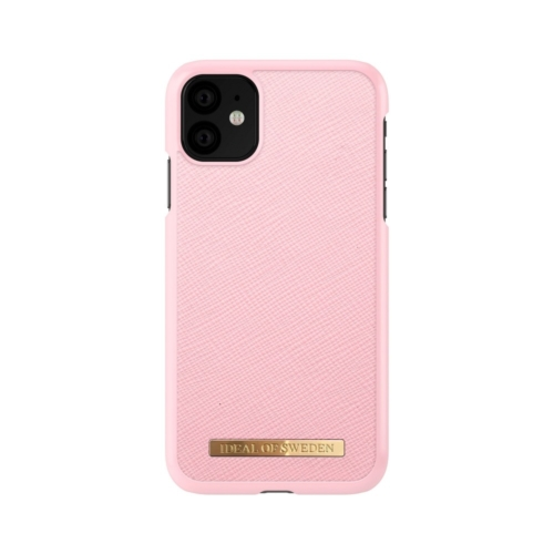 iDeal of Sweden telefontok iPhone 11 Saffiano Pink