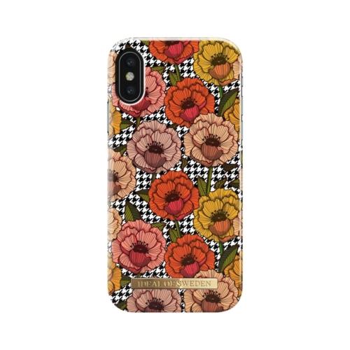 iDeal of Sweden telefontok iPhone X / XS Retro Bloom