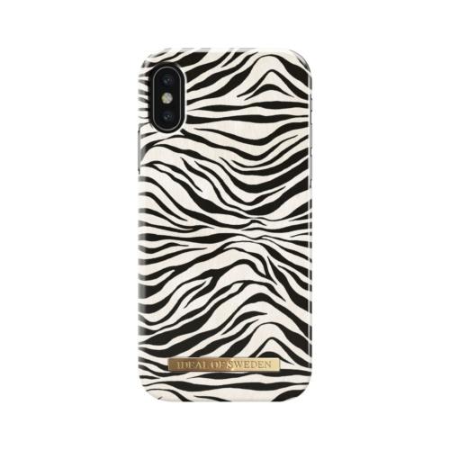 iDeal of Sweden telefontok iPhone X / XS Zafari Zebra