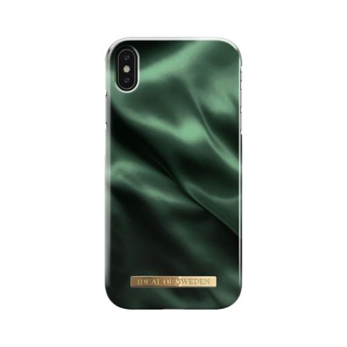 iDeal of Sweden telefontok iPhone XS Max Emerald Satin