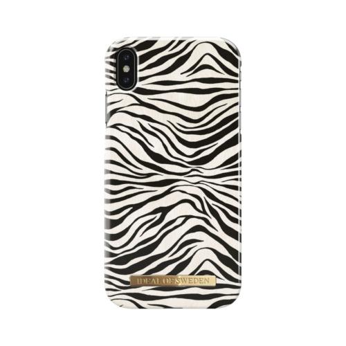iDeal of Sweden telefontok iPhone XS Max Zafari Zebra