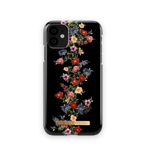iDeal Of Sweden telefontok iPhone 11 Dark Floral