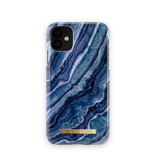 iDeal Of Sweden telefontok iPhone 11 Indigo Swirl