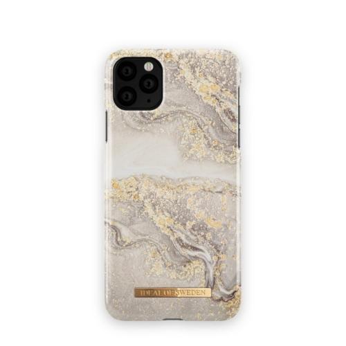 iDeal Of Sweden telefontok iPhone 11 Sparkle Greige Marble