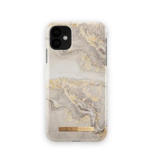 iDeal Of Sweden telefontok iPhone 11 Pro Max Sparkle Greige Marble