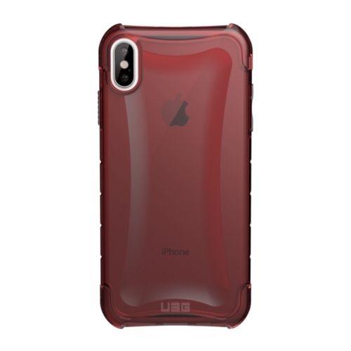 Urban Armor Gear UAG Plyo telefontok IPHONE Xs Max red transparent