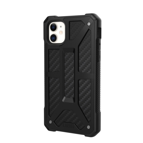 Urban Armor Gear UAG Monarch telefontok IPHONE 11 carbon fiber