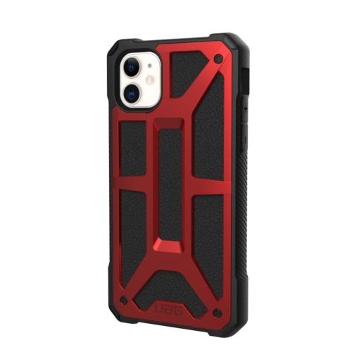 Urban Armor Gear UAG Monarch IPHONE 11 telefontok red