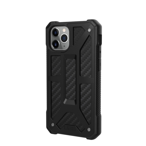 Urban Armor Gear UAG Monarch telefontok IPHONE 11 PRO carbon fiber