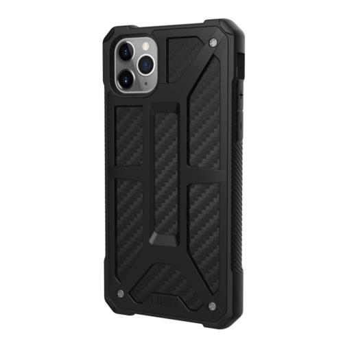 Urban Armor Gear UAG Monarch telefontok IPHONE 11 PRO Max carbon fiber