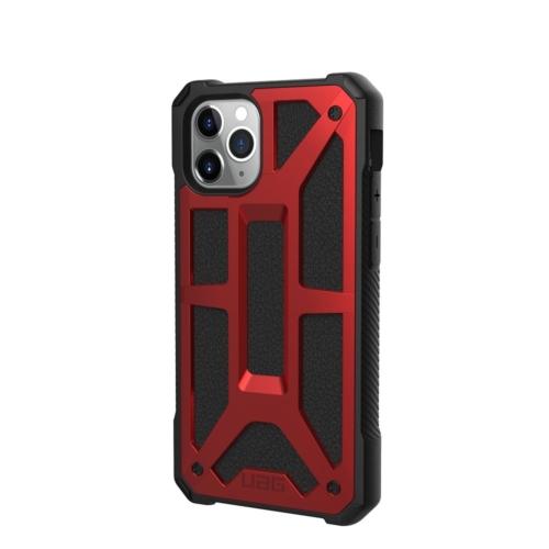 Urban Armor Gear UAG Monarch telefontok IPHONE 11 PRO Max red