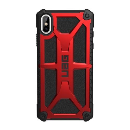 Urban Armor Gear UAG Monarch telefontok IPHONE XS Max red