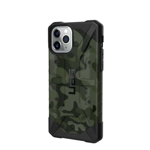 Urban Armor Gear UAG Pathfinder telefontok iPhone 11 PRO Max forest camo