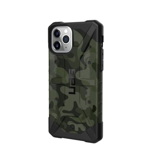 Urban Armor Gear UAG Pathfinder telefontok iPhone 11 PRO forest camo