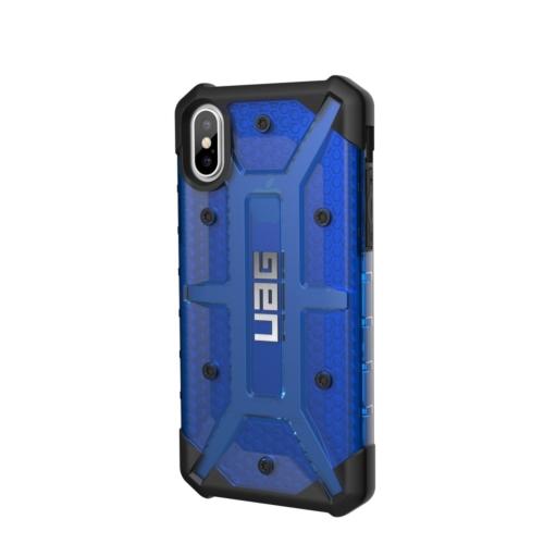 Urban Armor Gear UAG Plasma telefontok IPHONE X / XS blue transparent