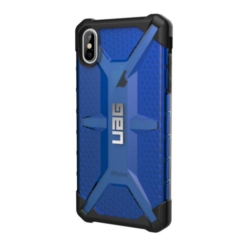Urban Armor Gear UAG Plasma telefontok IPHONE XS Max blue transparent